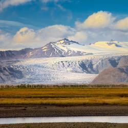 Vatnajokull Glacier 4 holiday homes