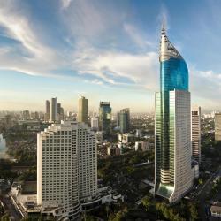 Jakarta 104 hotel dengan jacuzzi