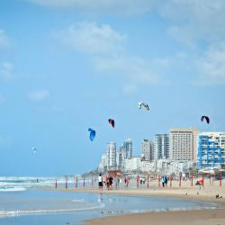 Center District Israel 1754 beach hotels