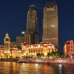 Tianjin Area 46 luxury hotels