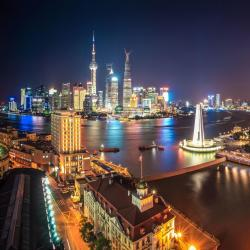 Shanghai Area 187 luxury hotels