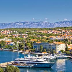 Zadar County 36 boutique hotels