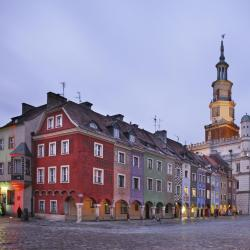 Greater Poland 74 hotels with a jacuzzi