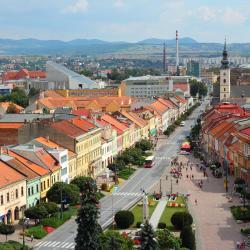 Prešovský kraj 30 resorts