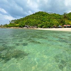 Koh Phangan 25 luxury hotels