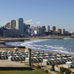 Atlantic Coast of Argentina 4 resorts