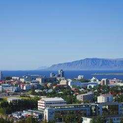 Reykjavik Greater Region 13 serviced apartments