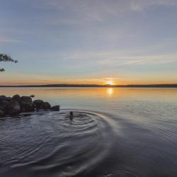 Värmland 14 nakvynės namų