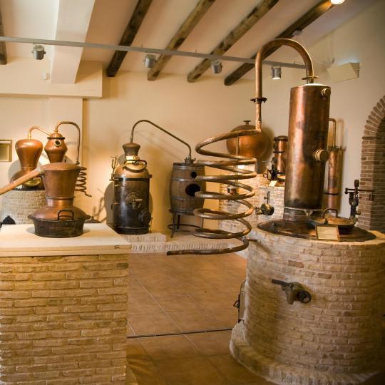 Wijnmuseum in Bardolino