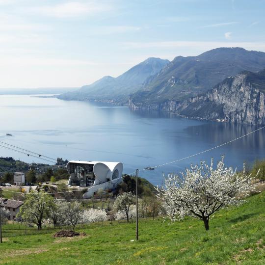 Malcesine - Monte Baldo-svævebanen