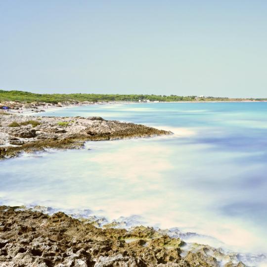 Strand von Punta della Suina