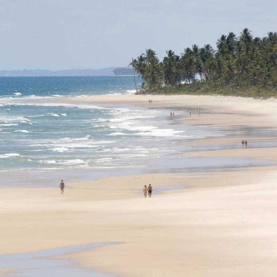 Itacaré - surfers' paradise