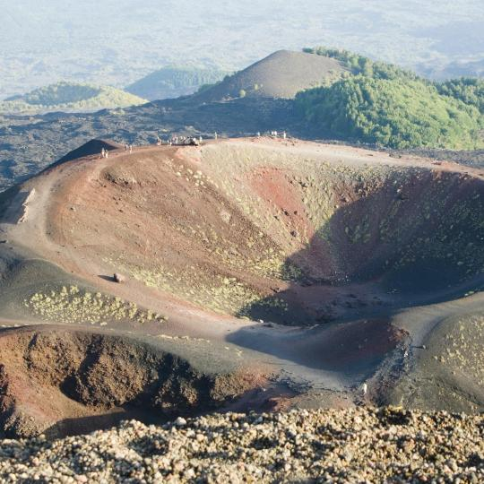 Excursions on Mount Etna