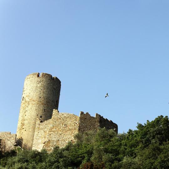 Ursino Castle in Catania