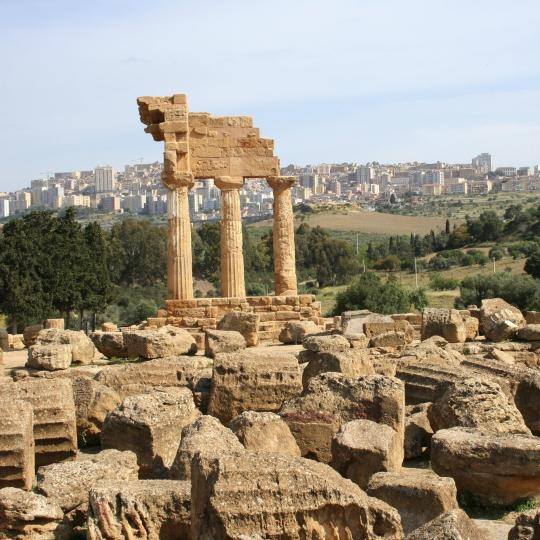 Agrigento and the Valley of the Temples