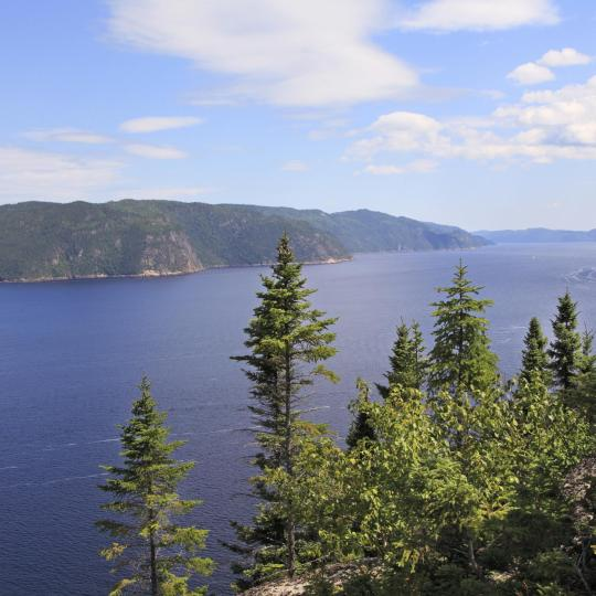 The Saguenay Fjord