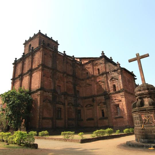 Historical Landmarks of Old Goa