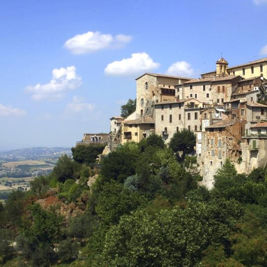 Religious tourism in Assisi