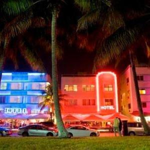 Nightlife in South Beach