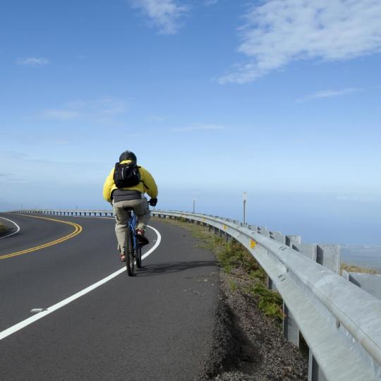 Ciclismo en Hawái