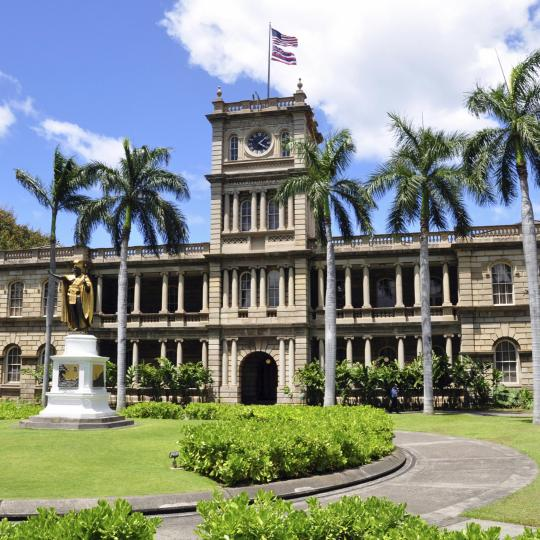 Historic Honolulu City Centre