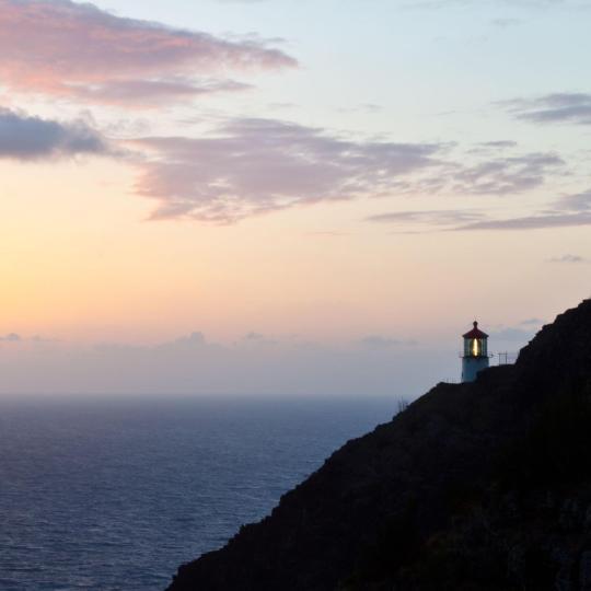 Leuchtturm Makapuʻu Point