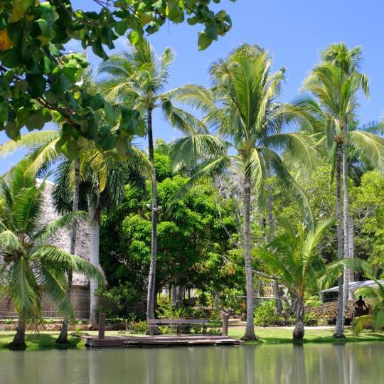 Themenpark Polynesian Cultural Center
