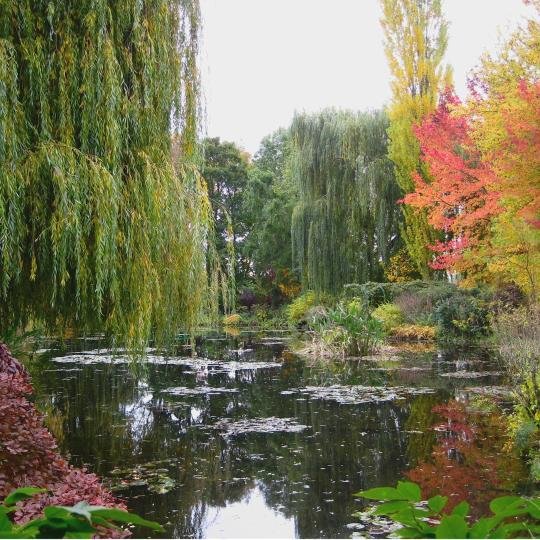 Claude Monet's House and Garden in Giverny