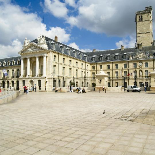 Dijon's Monuments