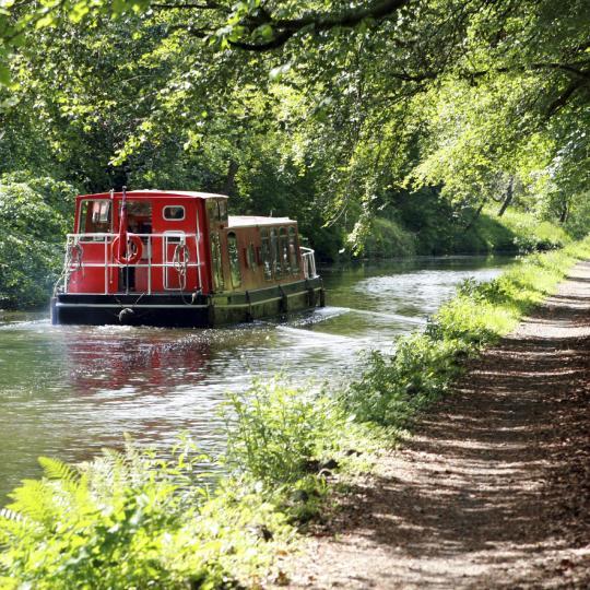 Il canale di Borgogna