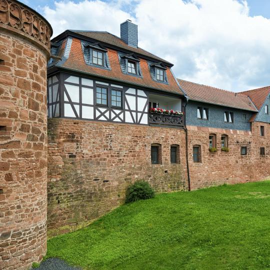 Büdingen Medieval Stronghold