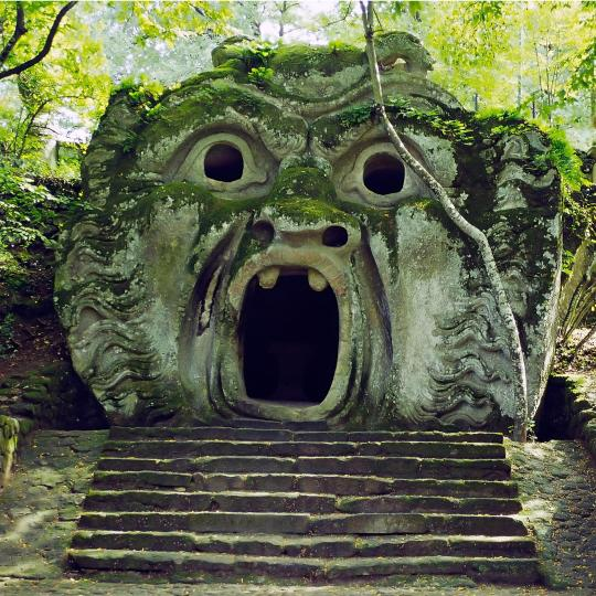 Bomarzo – The Monster Park