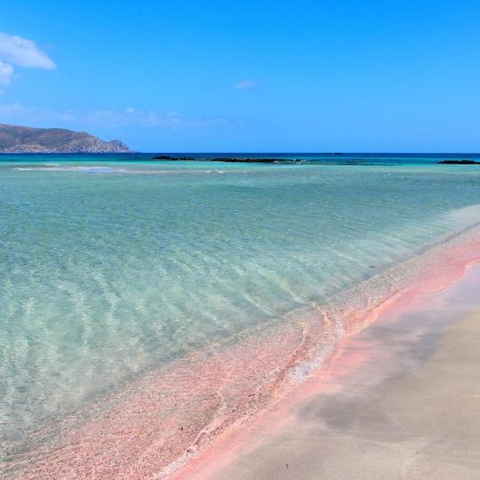Elafonnisi Plajı