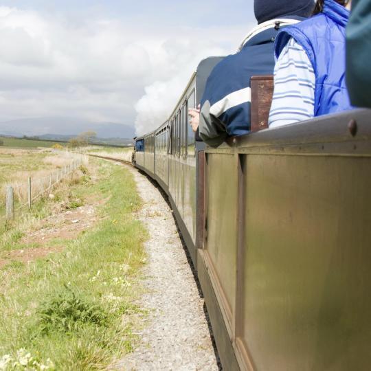 Ravenglass & Eskdale Steam Railway