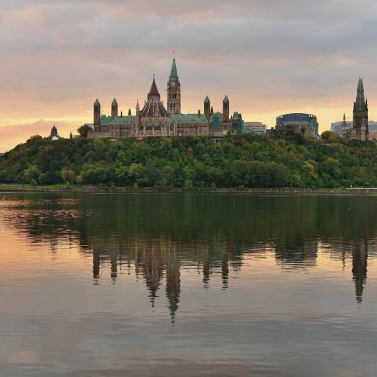 Познакомьтесь с историей Канады на Парламентском холме