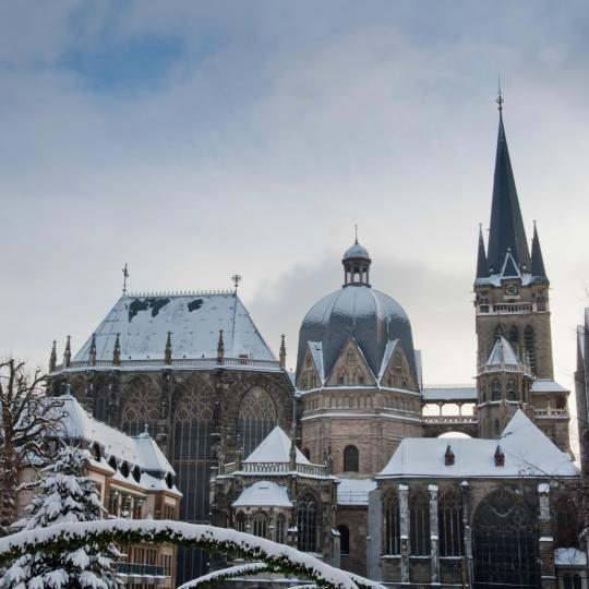 Visit Aachen: the Spa of Kings