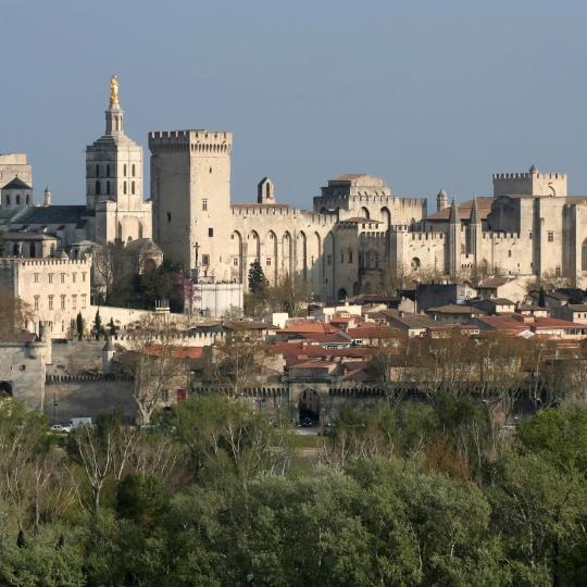Papstpalast von Avignon