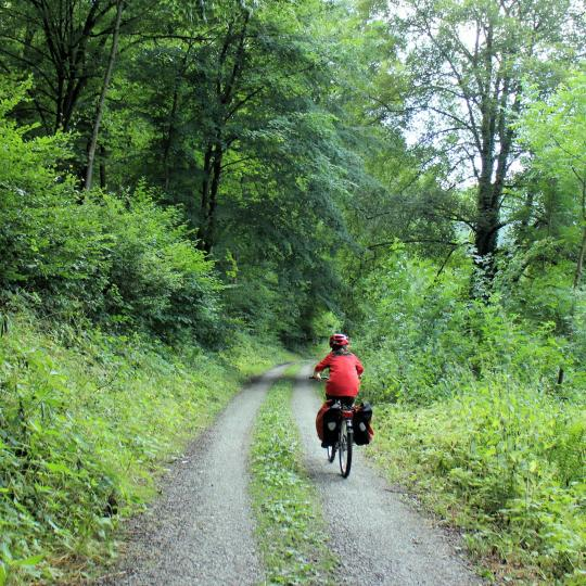 Cruise the Kyll Cycle Route