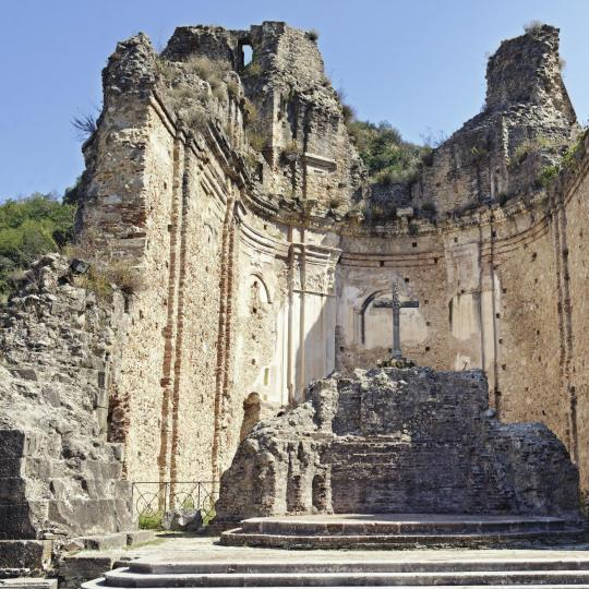Dive into Calabria's archaeological wonders