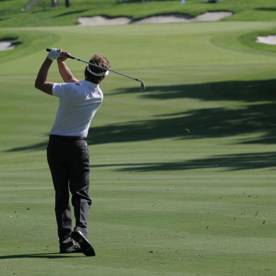 Рай для гольфа