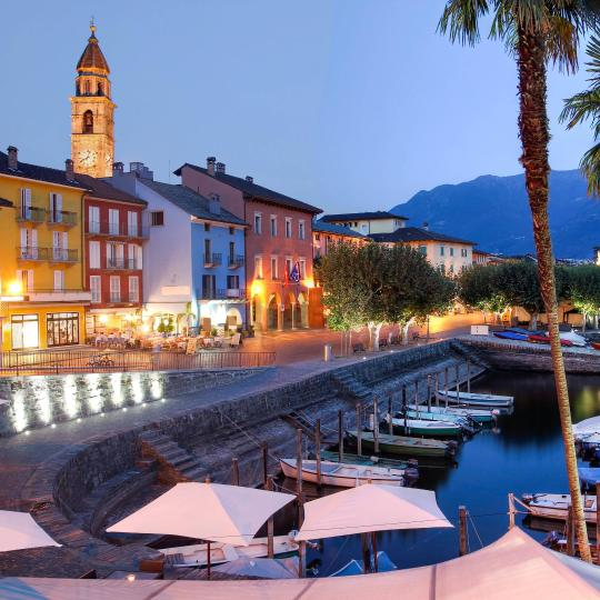 Piazza Ascona