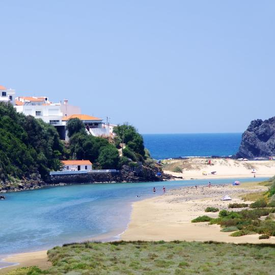 Beaches of the Alentejo Coast