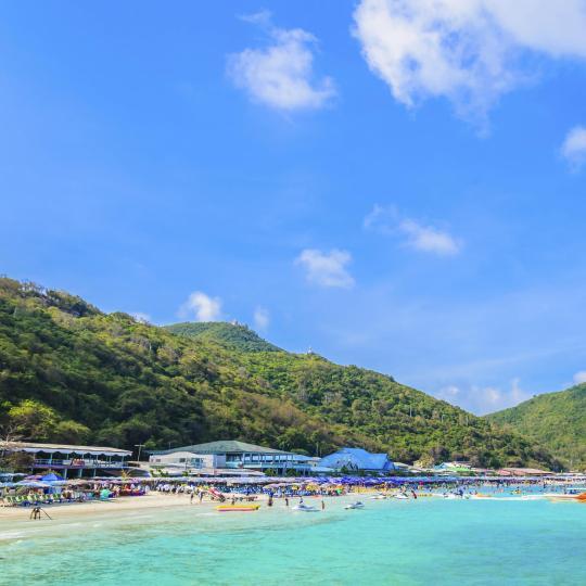 Visit Coral Island