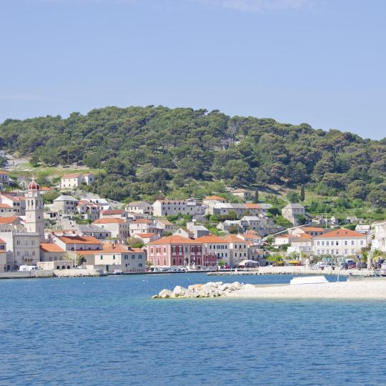 Picturesque Pučišća