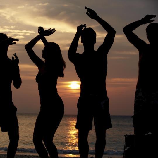Clubbing in Hvar Town