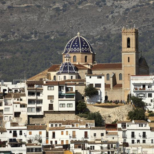 Altea's Old Town