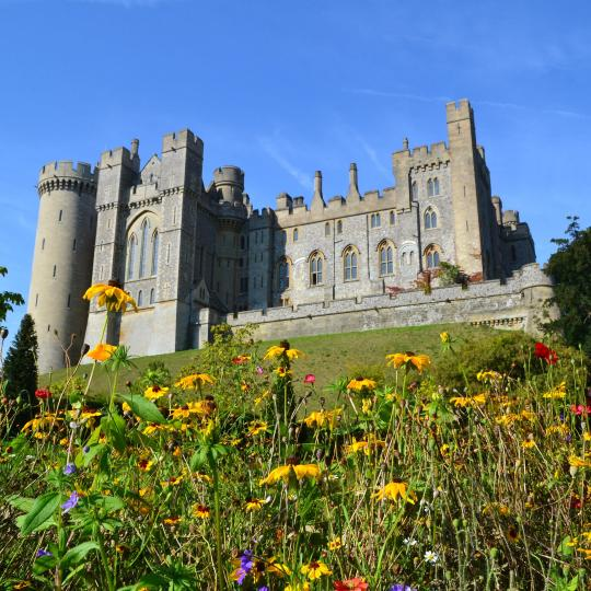 Arundel Castle's history