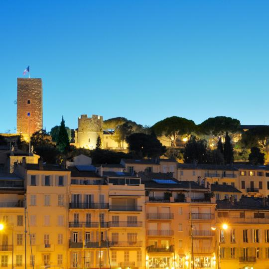 Explore Cannes' Old Quarter