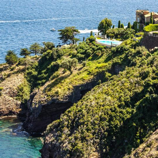 Cap d'Antibes Coastal Hike
