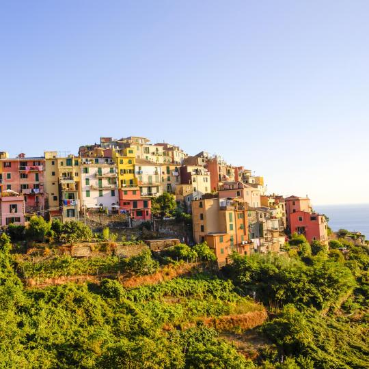 Corniglia and its hidden gem